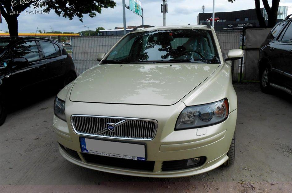 Volvo V50 T5 AWD 2.5T 2005r LPG