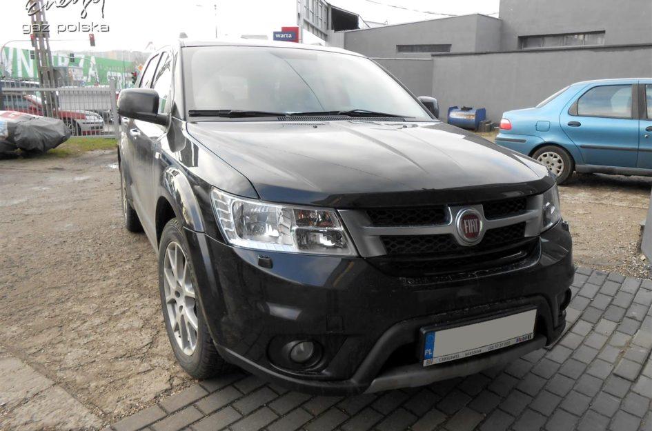 Fiat Freemont 3.6 2012r LPG