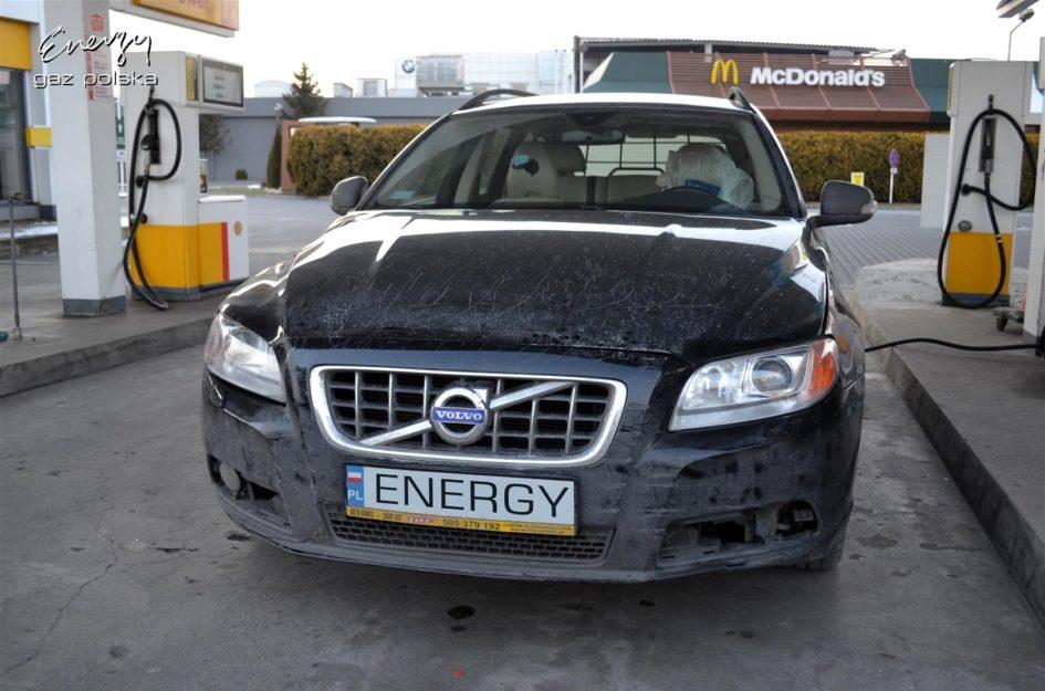Volvo V70 3.0T 2011r LPG