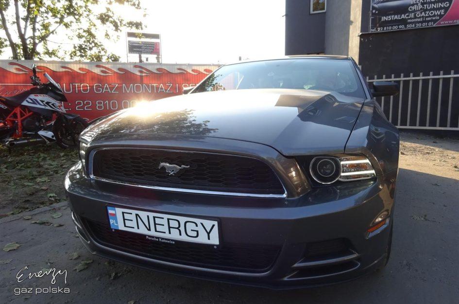 Ford Mustang 3.7 V6 2014r LPG