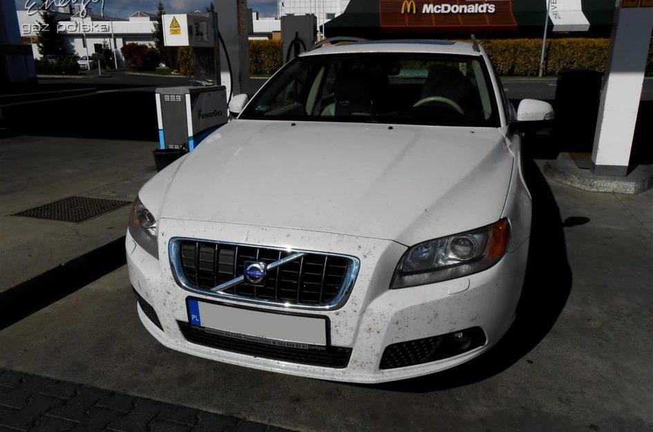 Volvo V70 3.0 2008r LPG