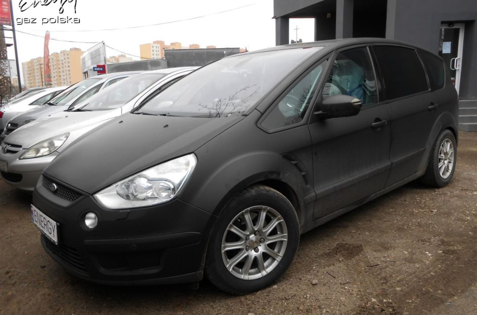 Ford S-Max 2.5T 2007r LPG