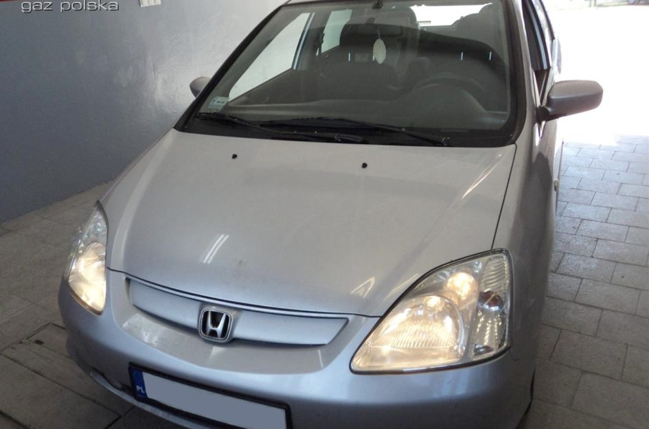 Honda Civic 1.4 2003r LPG