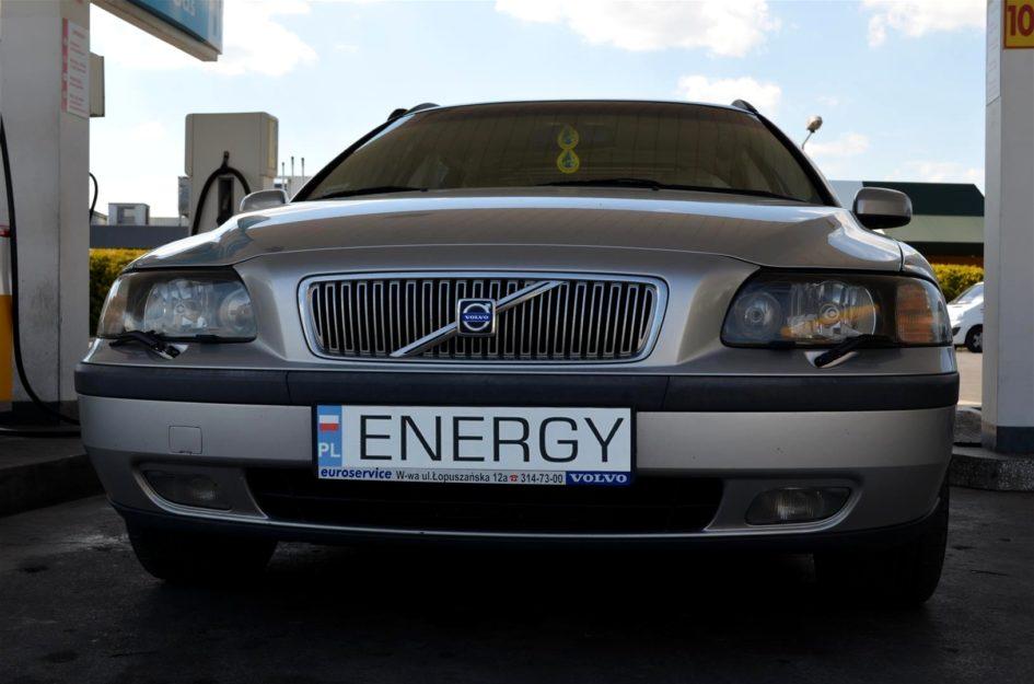 Volvo V70 2.5T 2005r LPG