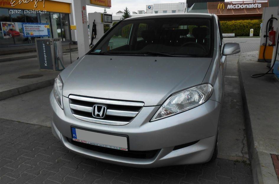 Honda FR-V 2.0 2005r LPG