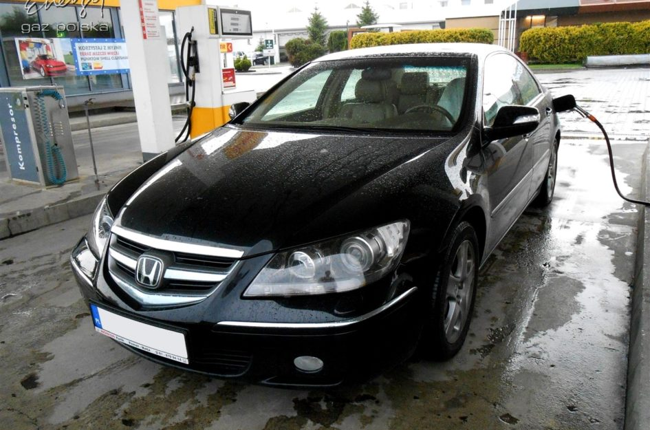 Honda Legend 3.5 2007r LPG