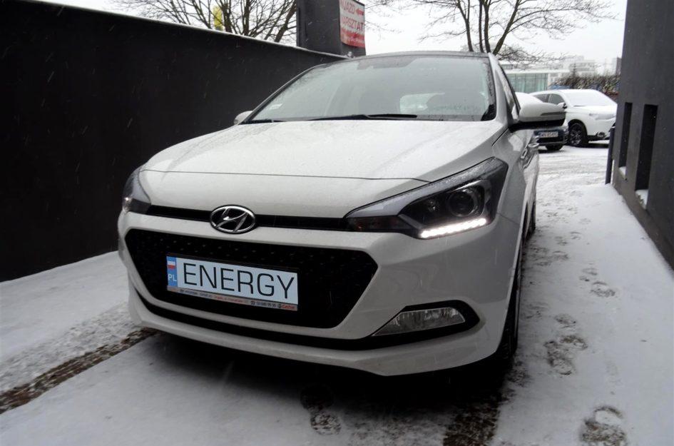 Hyundai i20 1.4 2015r LPG