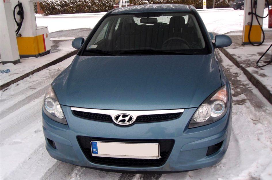 Hyundai I30 1.4 2009r LPG