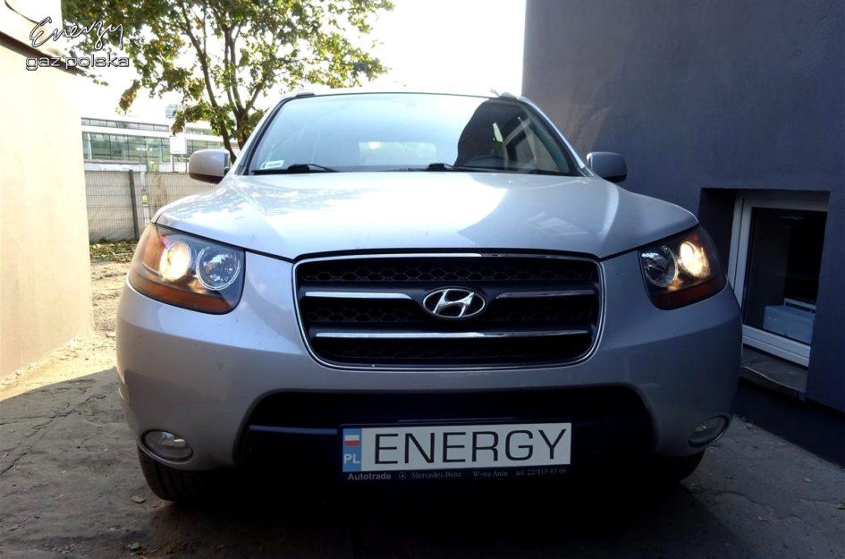 Hyundai Santa Fe 3.3 2007r LPG