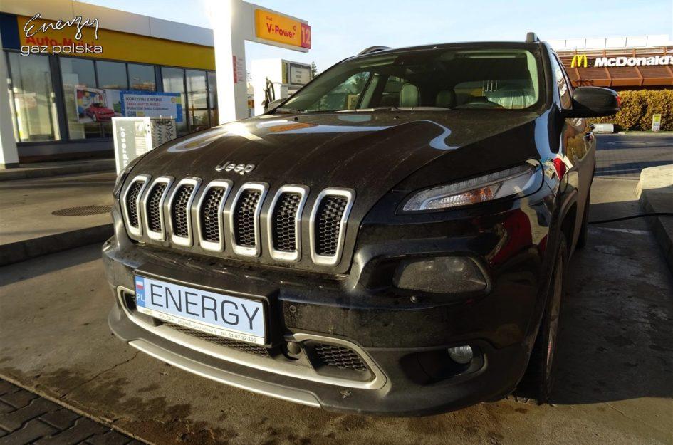 Jeep Cherokee 3.2 2015r LPG