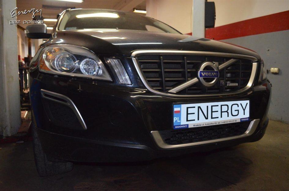 Volvo XC60 3.2 2011r LPG