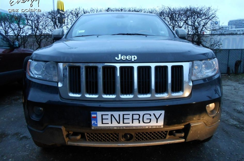 Jeep Cherokee 5.7 HEMI 2011r LPG