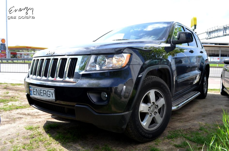 Jeep Grand Cherokee 3.6 2011r LPG