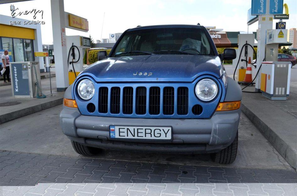Jeep Liberty 3.7 2005r LPG