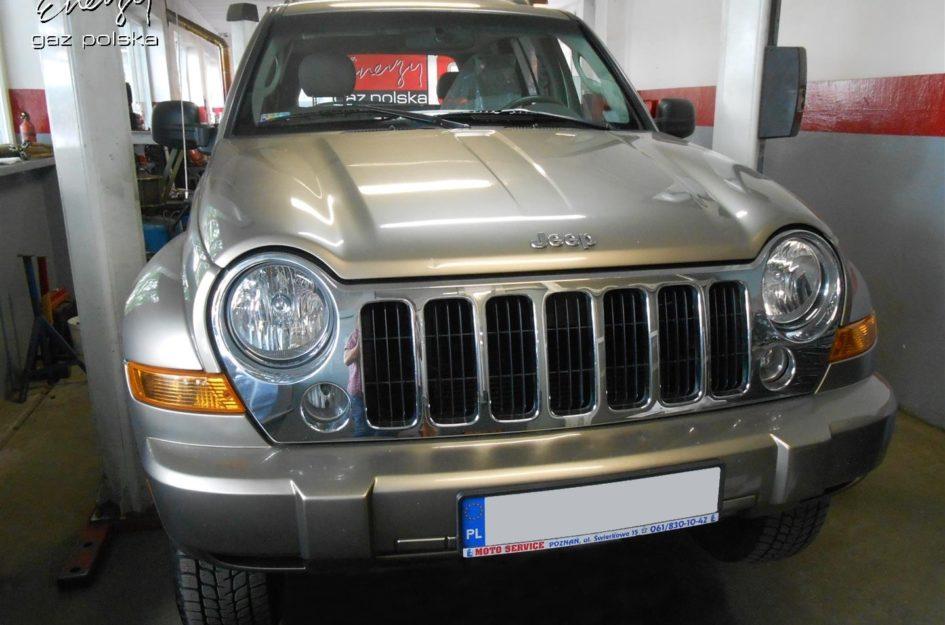 Jeep Liberty 3.7 2006r LPG