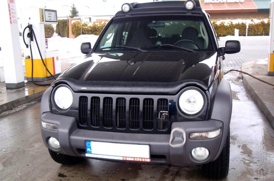 Jeep Liberty 3.7 V6 2002r LPG