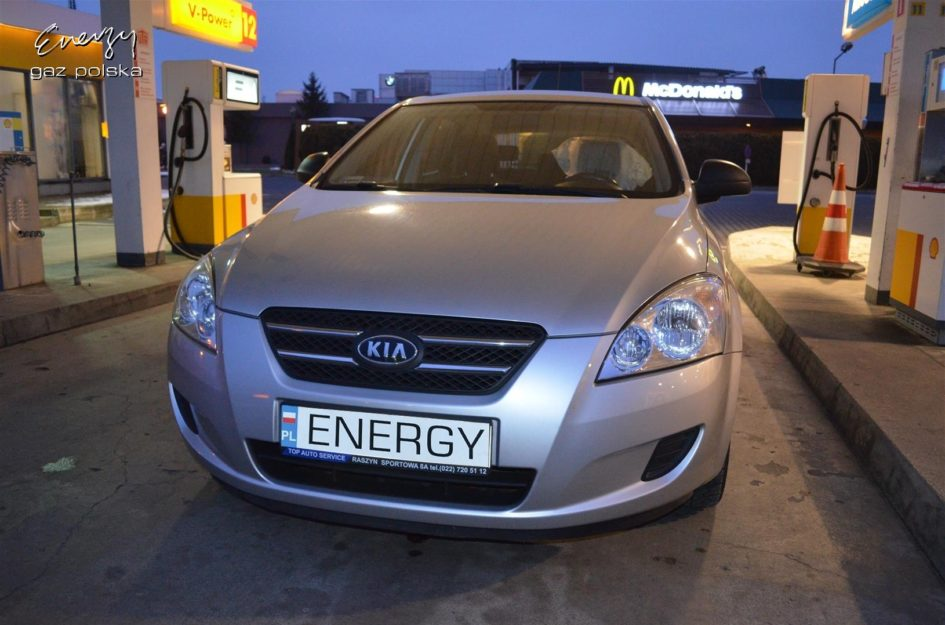 Kia Ceed 1.4 2008r LPG