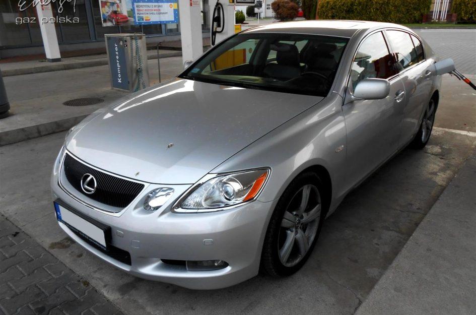 Lexus GS 430 4.3 V8 2006r LPG