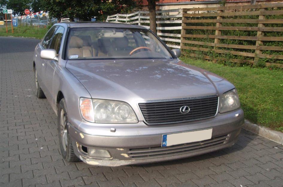 Lexus LS 400 4.0 32v LPG