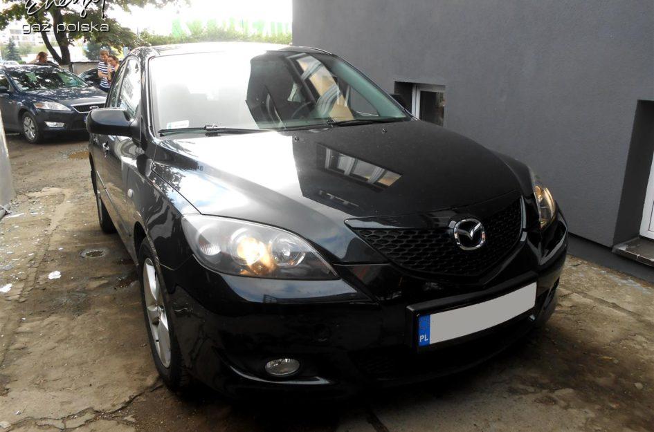 Mazda 3 1.6 2006r LPG