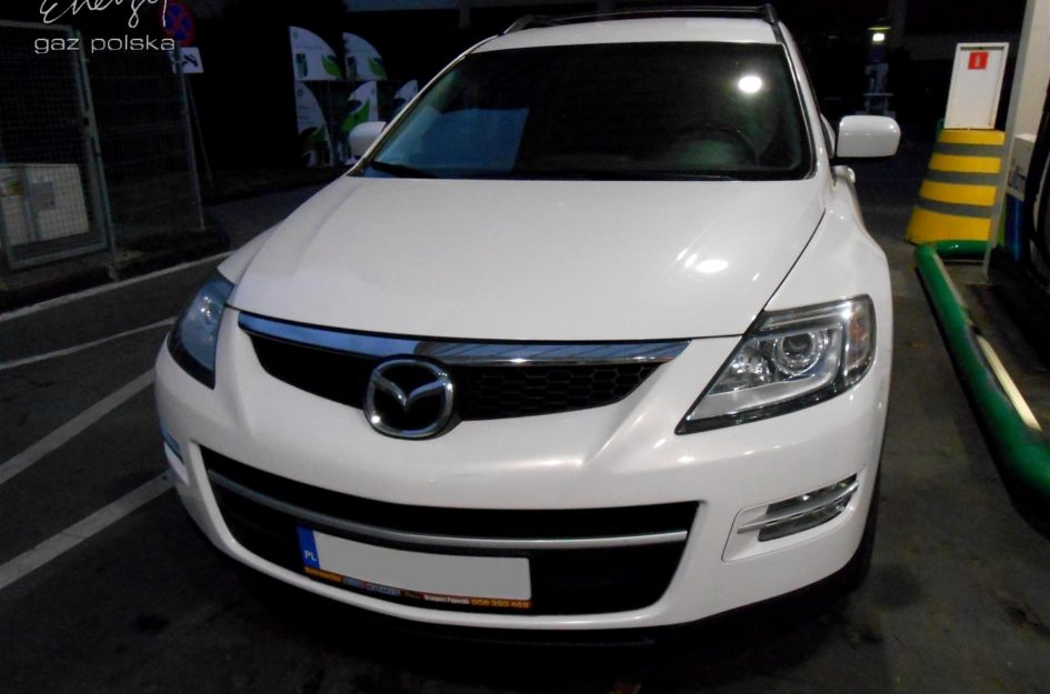 Mazda CX-9 3.7 2007r LPG