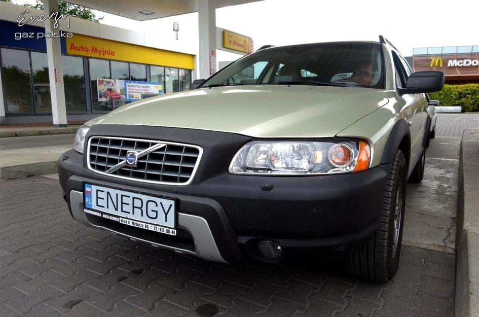 Volvo XC70 2.5T 2005r LPG