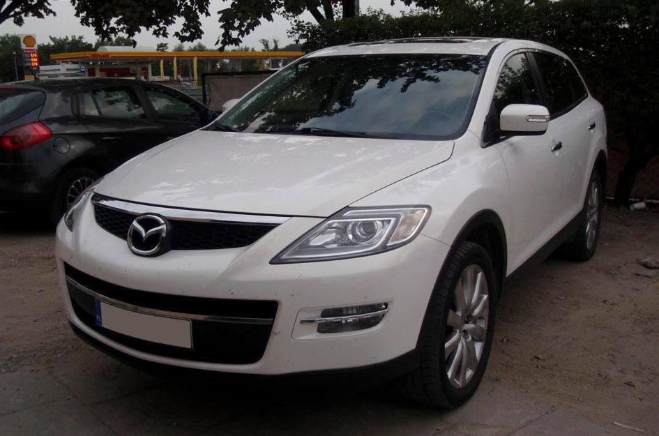 Mazda CX-9 3.7 2008r LPG