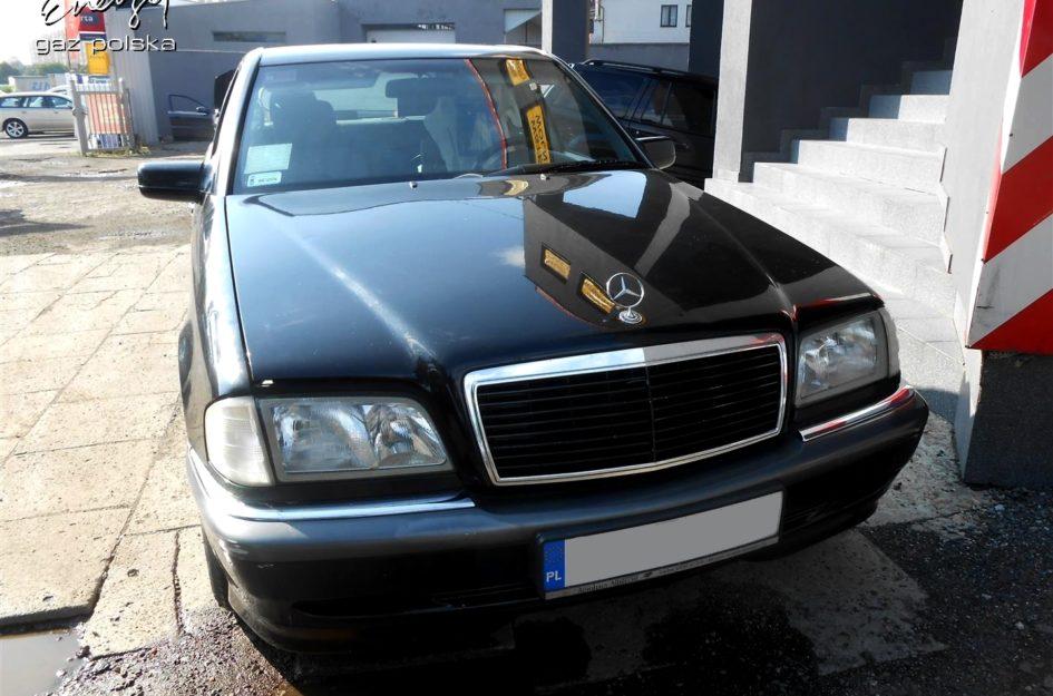 Mercedes C Klasa 1.8 2000r LPG