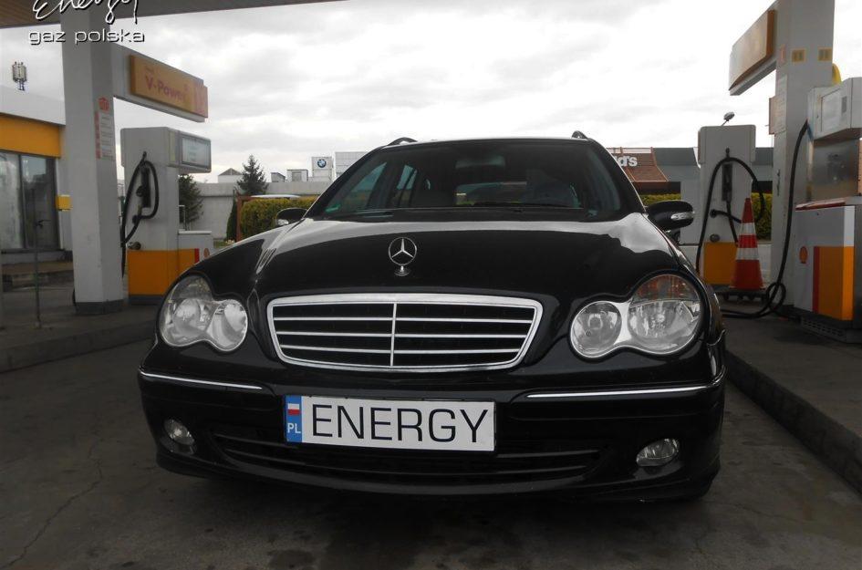 Mercedes C Klasa 1.8 2004r LPG