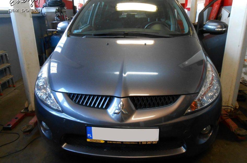 Mitsubishi Grandis 2.4 2010r LPG