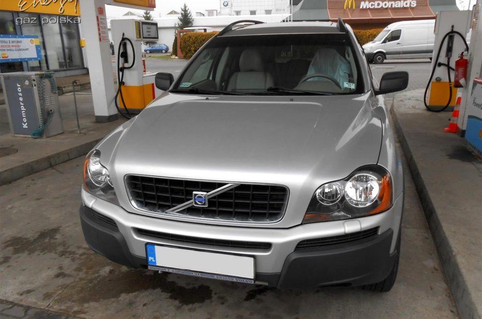 Volvo XC90 2.9T 2003r LPG