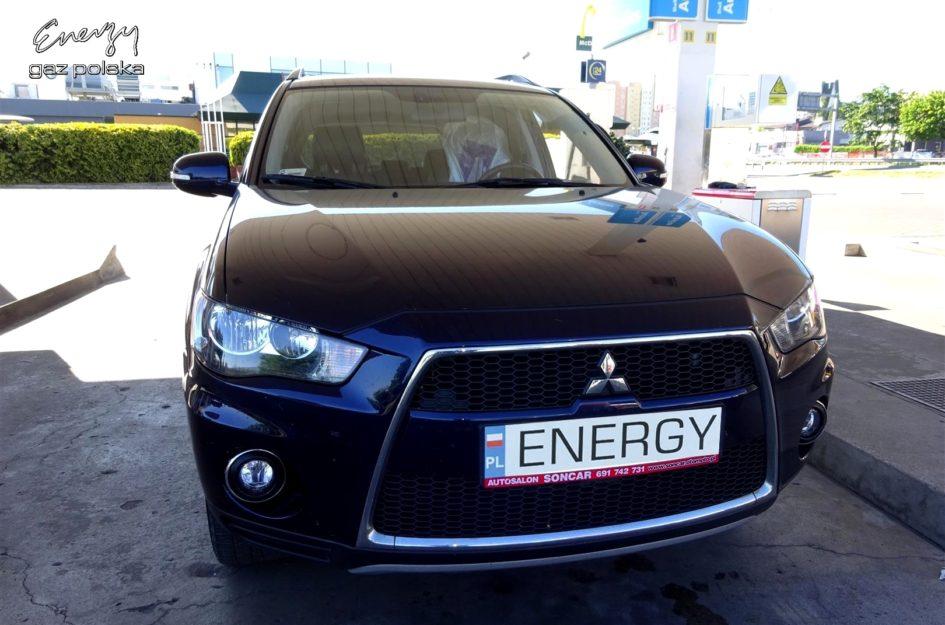 Mitsubishi Outlander 2.0 2010r LPG