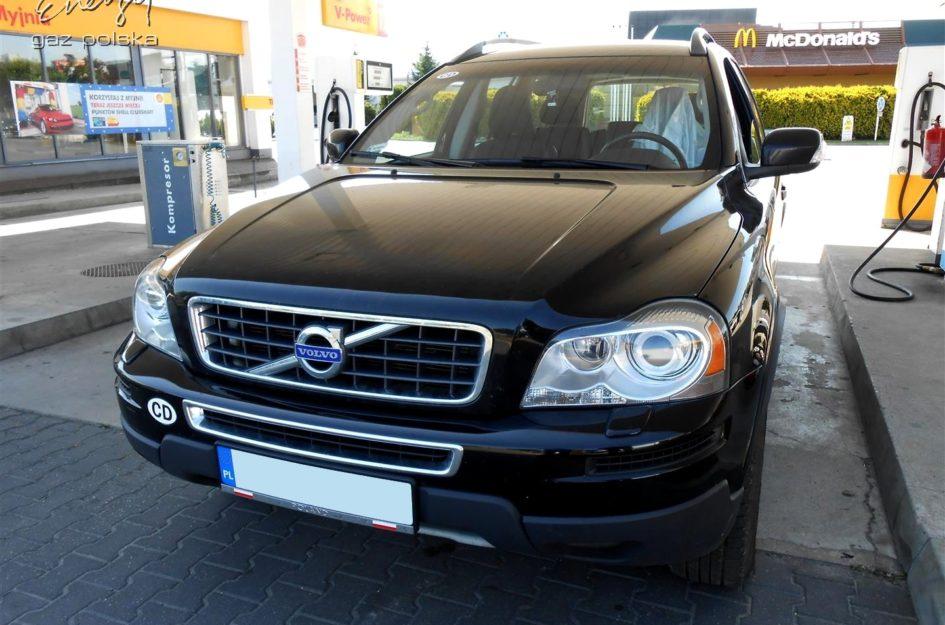 Volvo XC90 3.2 2011r LPG