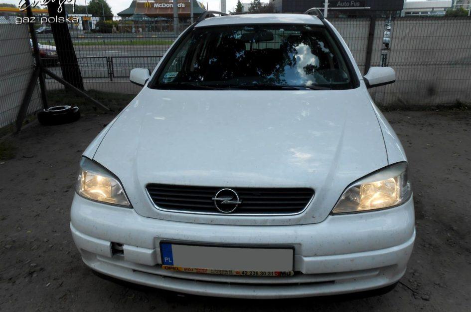 Opel Astra 1.4 1999r LPG