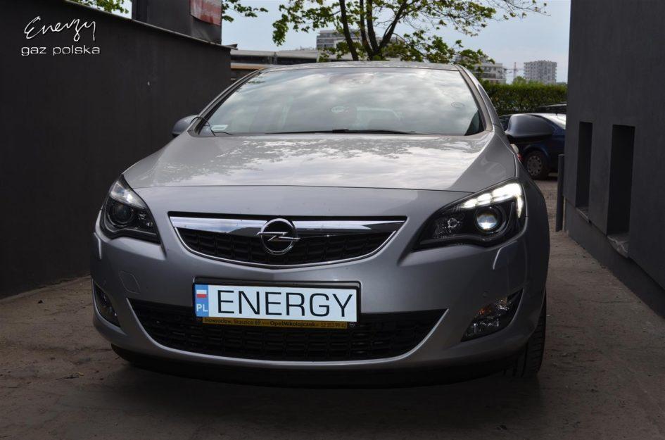 Opel Astra 1.4 Turbo 2010r LPG