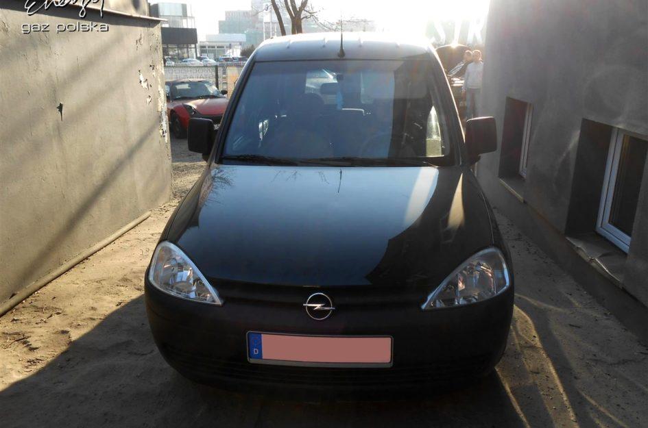 Opel Combo 1.6 2002r LPG