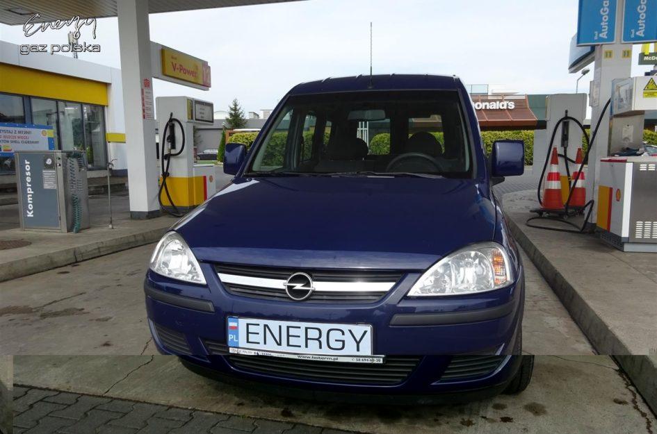 Opel Combo 1.6 2004r LPG