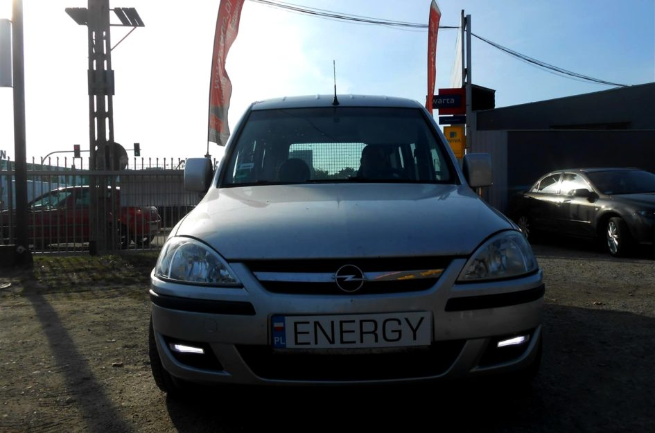 Opel Combo 1.6 2006r LPG