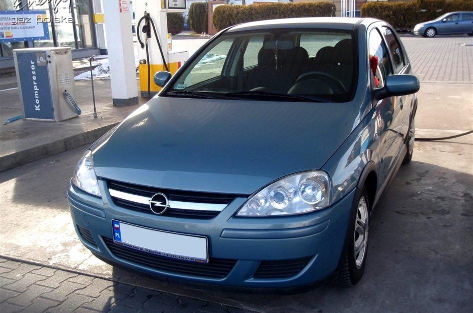 Opel Corsa 1.2 2005r LPG