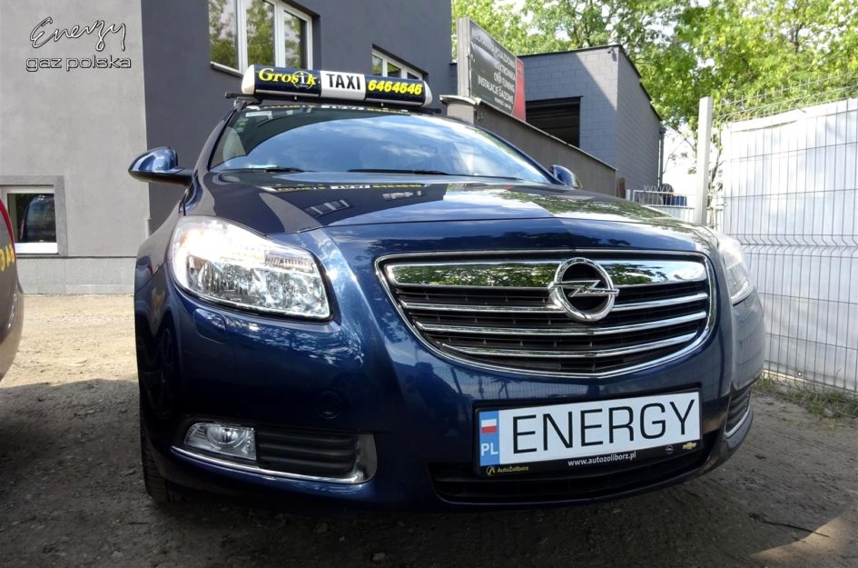 Opel Insignia 1.8 2010r LPG