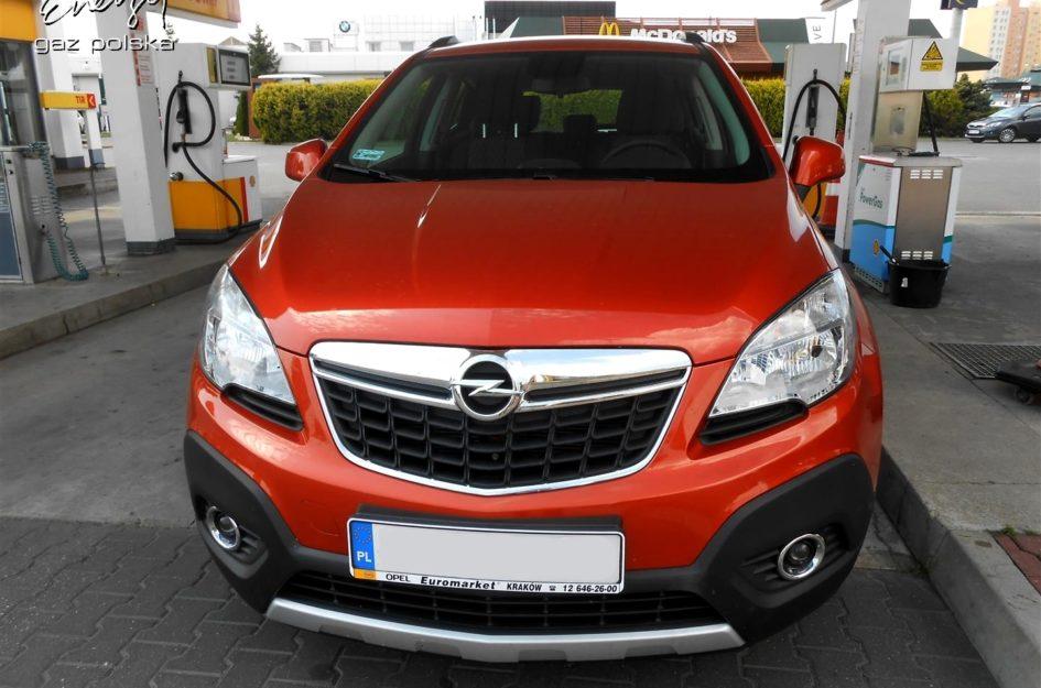 Opel Mokka 1.6 2014r LPG
