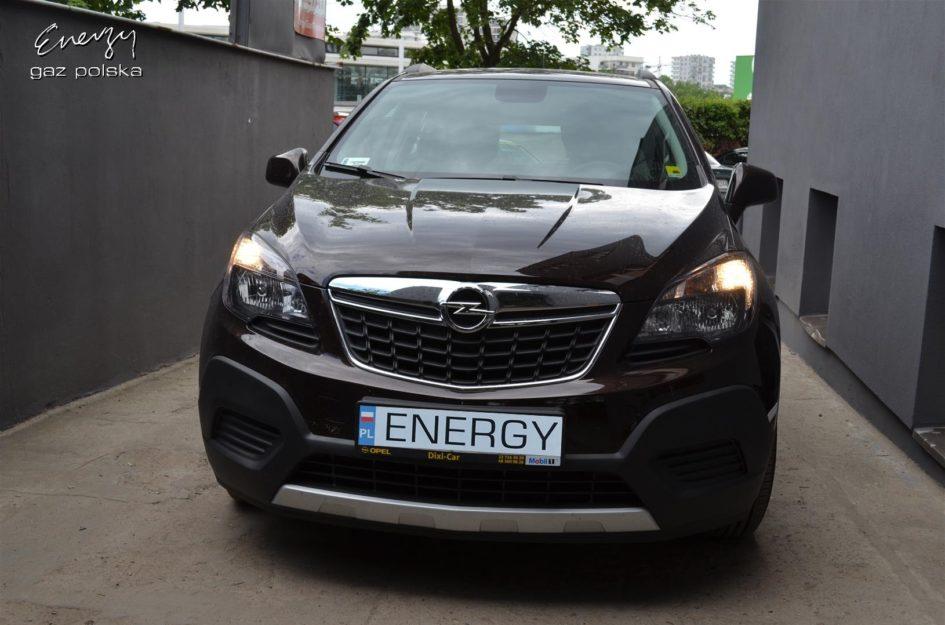 Opel Mokka 1.6 2015r LPG