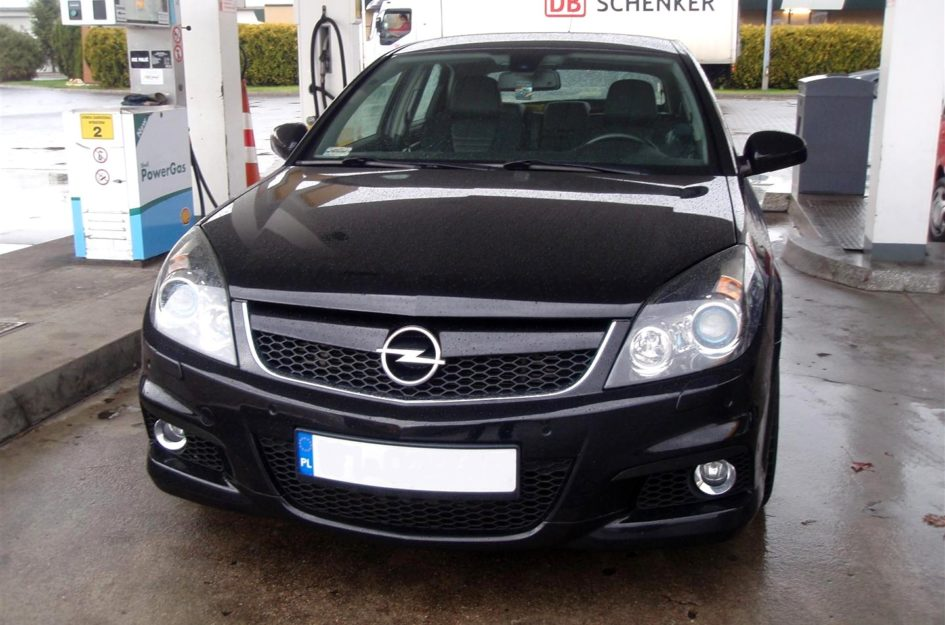 Opel Vectra 2.8 V6 Turbo 2006r LPG