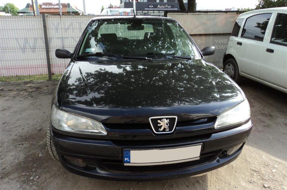 Peugeot 306 1.8 1998r LPG
