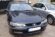 Peugeot 406 1.8 2003r LPG