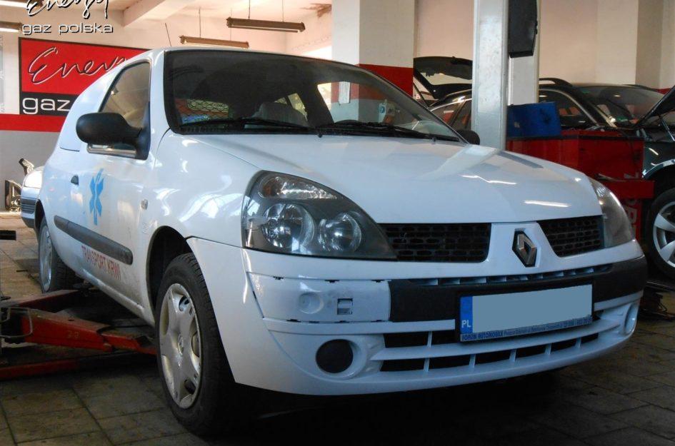 Renault Clio 1.2 2006r LPG