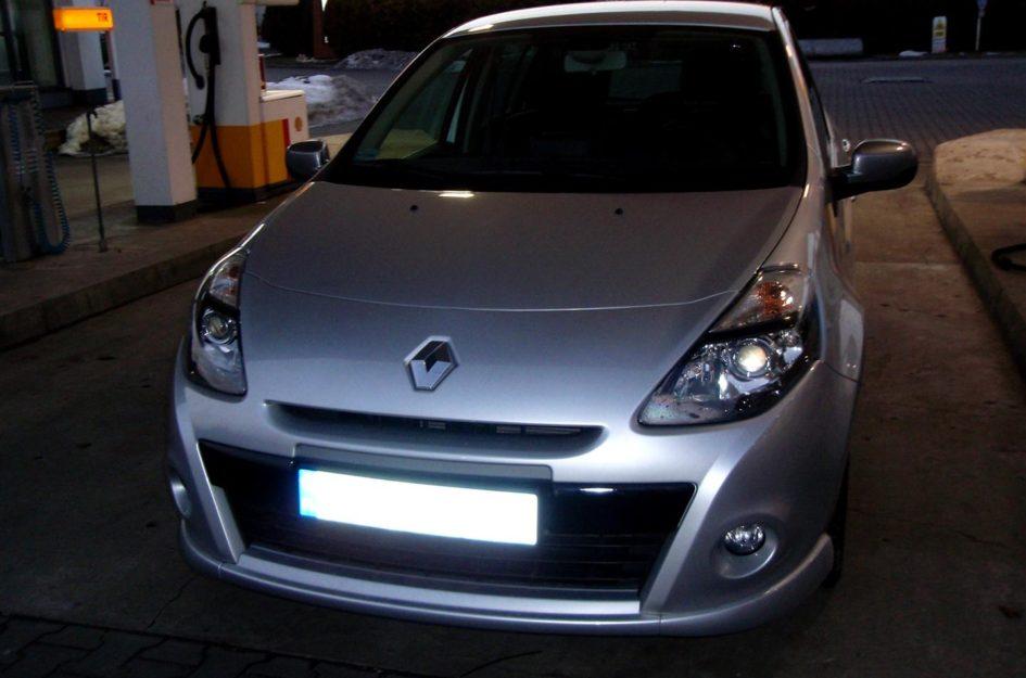 Renault Clio 1.6 2010r LPG