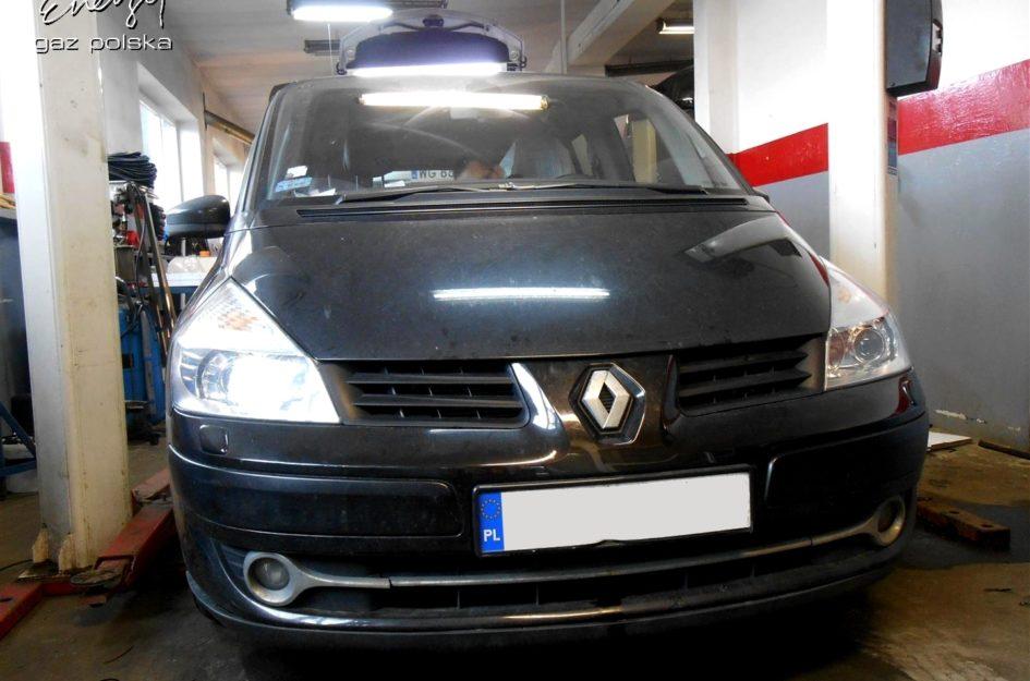 Renault Espace 2.0T 2009r LPG