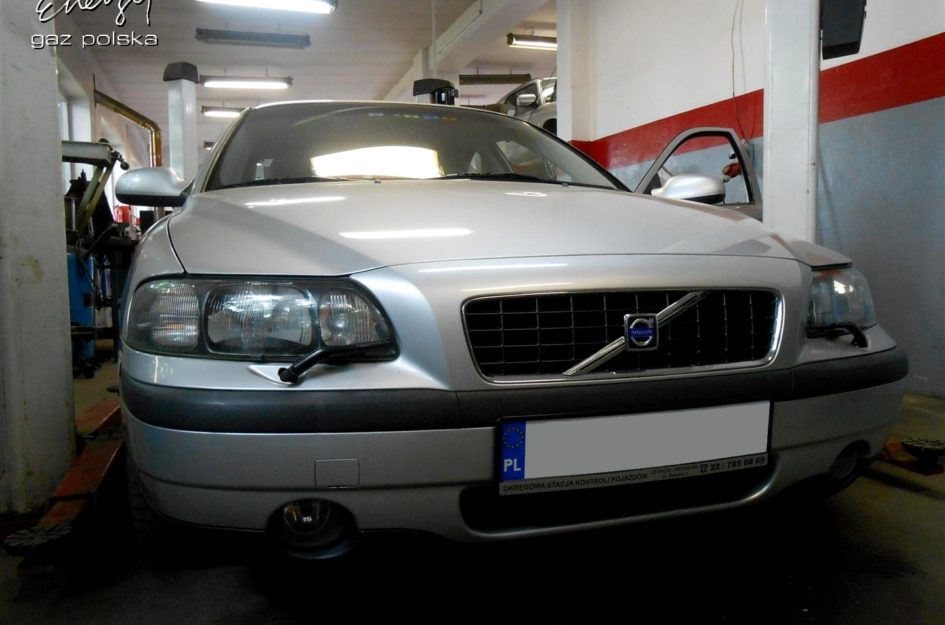 Volvo S60 2.3 2001r LPG