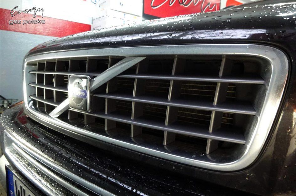 Volvo XC90 4.4 V8 2009r LPG